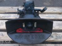 Tažné zařízení Ringfeder průměr 50, Tatra T815